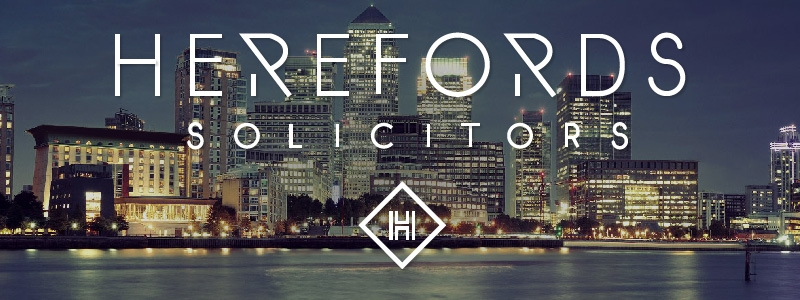 Herefords Solicitors - Employment Lawyers in London - newsletter header image