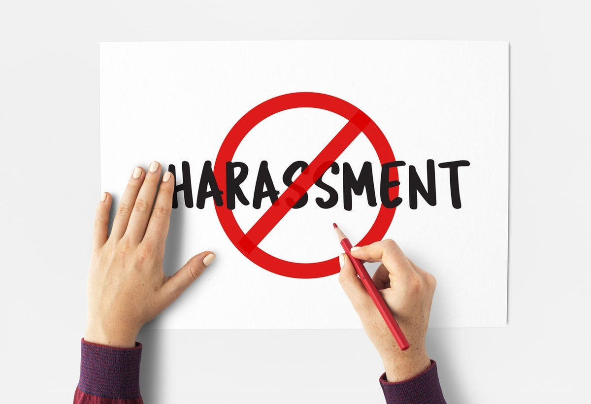 Herefords Solicitors - no sexual harassment image for news letter